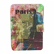 Чехол-книжка для iPad Air Retro Paris Tower Cross Pattern, артикул 30477
