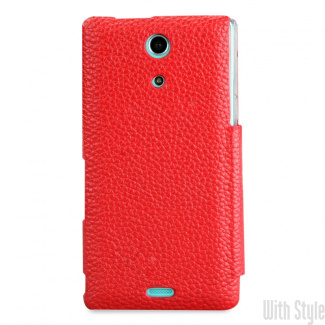Чехол-книжка для Sony Xperia ZR Book Type от Sipo, артикул: 76078