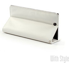 Чехол-книжка для Sony Xperia Z Ultra Credit Card Wallet Leather Stand Case, артикул: 23807