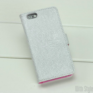 Чехол-книжка для iPhone 5 / 5S / SE Hello Kitty Side Flip leather Case, артикул: 70996