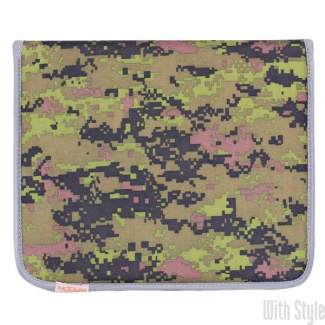 Чехол-папка для iPad 1/2/3/4 Camouflage Laptop Bag, артикул: 692