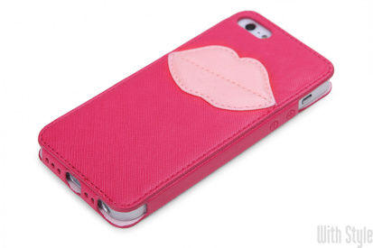 Чехол для iPhone 5 / 5S / SE Sthdays Monroe's Kiss Vertical Plugging, артикул: 18672