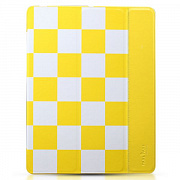 Чехол-книжка для iPad 4/3/2 Smart Case Checker Grid Pattern от TakeFans, артикул 30740